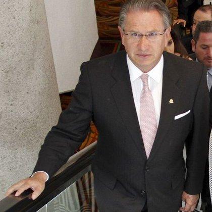 Alberto Espinosa Desigaud, ex líder de la Coparmex (Foto: Cuartoscuro)