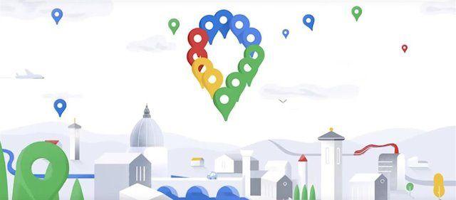 16/03/2020 Google Maps POLITICA GOOGLE