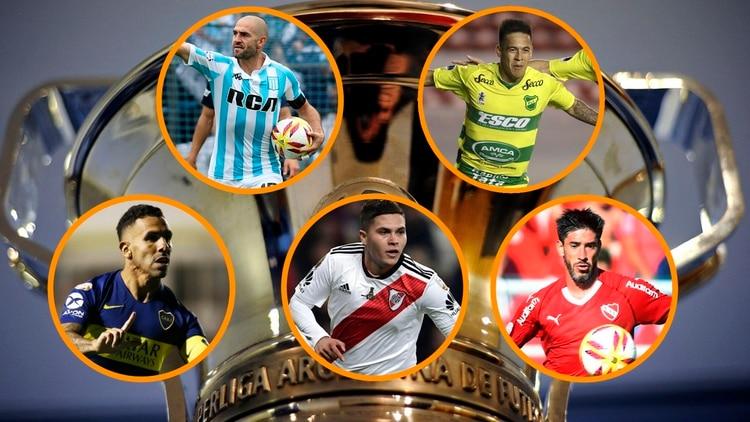 La Superliga está que arde y a tres fechas para el final de la temporada, comienzan a definirse los ingresos a las Copas Libertadores y Sudamericana 2020