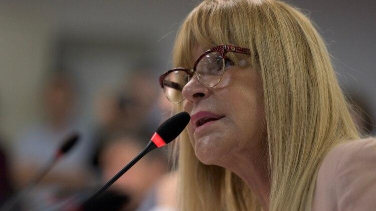 Aída Ayala busca frenar en Casación su prisión preventiva