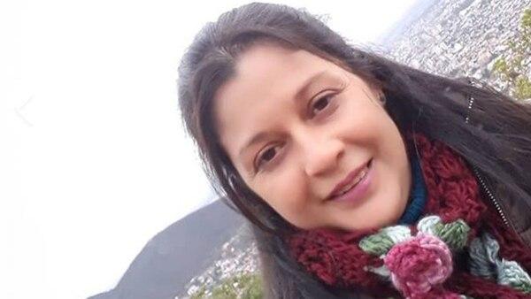 Patricia Ramírez es la docente de Ismael Rodríguez, el niño asesinado en Chaco