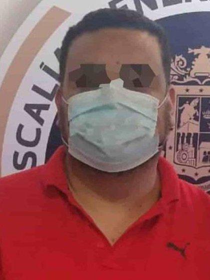 El Barbas fue arrestado en una exclusiva zona residencial de Altozano, al sur de Morelia (Foto: Especial)
