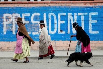 Más de 7 millones de bolivianos estaban habilitados para votar