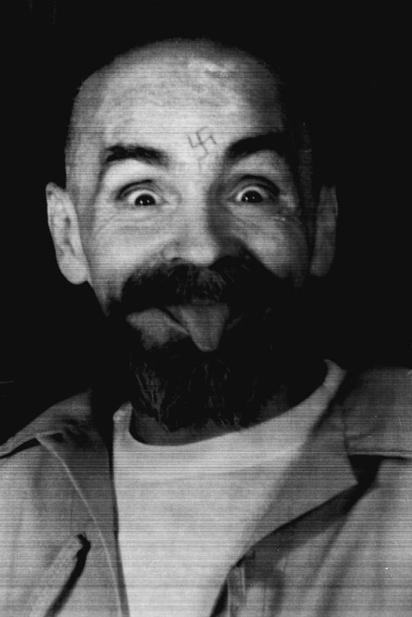 Manson durante una entrevista conReuters en 1989. (REUTERS/archivo)
