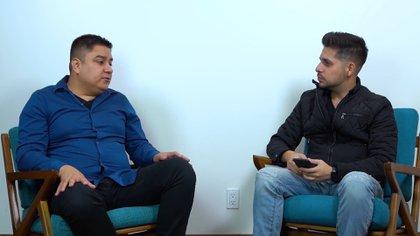 César Morales afirmó que ya interpuso una denuncia en contra de los youtubers (Foto: Captura de pantalla)