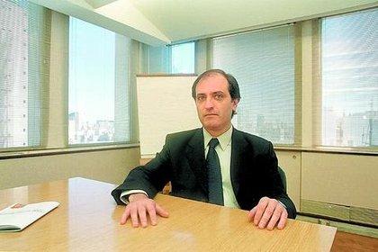 Eduardo Hecker, el nuevo titular del banco público nacional.