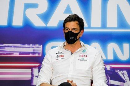 Toto Wolff llegó a la dirigencia de Mercedes en abril del 2013 (Reuters)