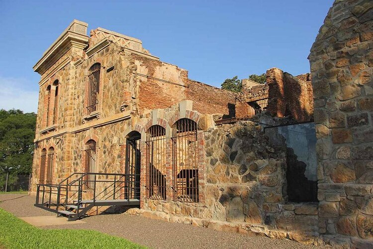 El Castillo hoy (Concordia Turismo)