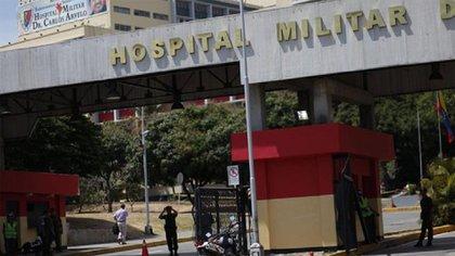 El coronel Velasco está recluido en el Hospital Militar