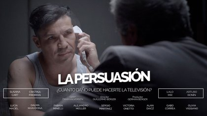 """Maravilla"" Martinez en ""La persuasión"""