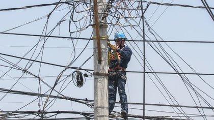 El apagón dejó a unos 10.3 millones de usuarios sin luz en diferentes entidades durante dos horas el lunes de la semana pasada (Foto: Cuartoscuro)