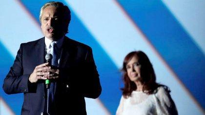 El ex vicepresidente evitó entrar en una polémica con Alberto Fernández (REUTERS)