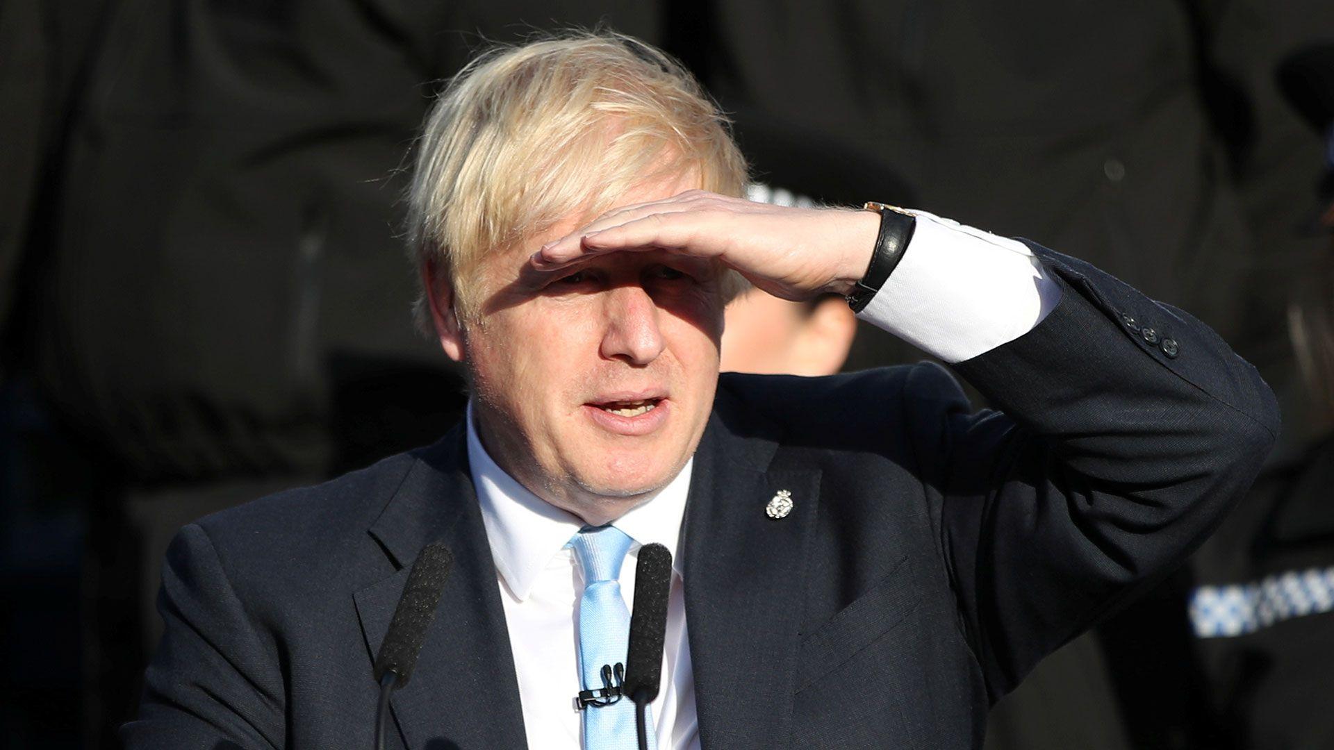Boris Johnson (Reuters)