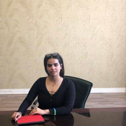 Rahaf Mohammed (Foto: Twitter)