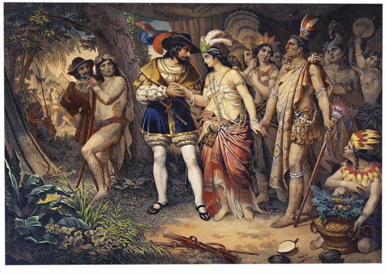 Mestizaje América colonial