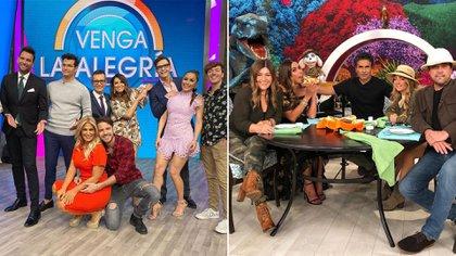 Hoy vs Venga la alegría: en cuánto supera Televisa a Azteca en rating