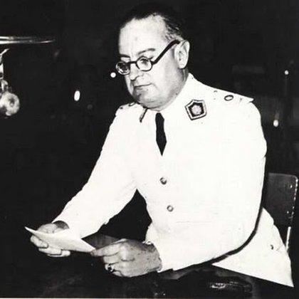 El general Eduardo Ávalos