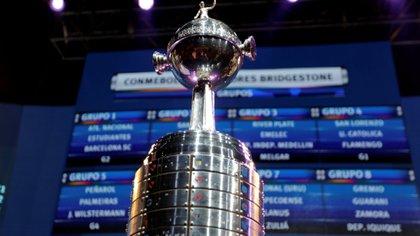 La Copa Libertadores tendrá un gran show musical en la previa de la final entre River y Flamengo (REUTERS/Jorge Adorno)