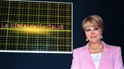 Lolita Ayala  periodista (Foto: Cuartoscuro)