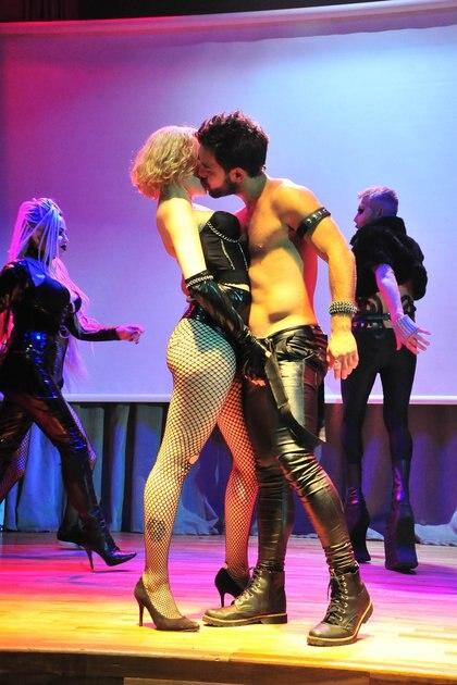 """""""Sex, viví tu experiencia"""" se realiza en el Gorriti Art Center los viernes y sábado a las 21 y 23 hs y los domingos a las 20hs (Fotos: Verónica Guerman/ Teleshow)"""