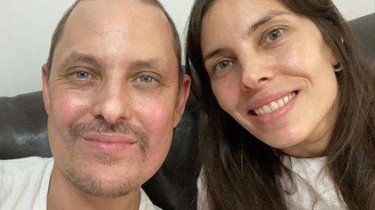 Laura y Lío Pecoraro (Foto: Instagram)