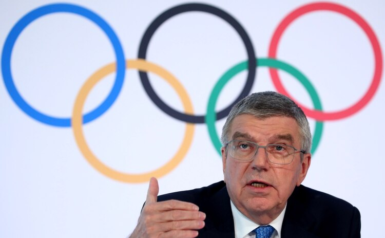 Thomas Bach, presidente del Comité Olímpico Internacional (REUTERS/Denis Balibouse/File Photo)