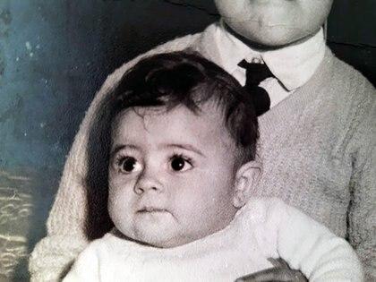 Según le dijeron, fueron a buscarla a Mar del Plata cuando era una bebé recién nacida.