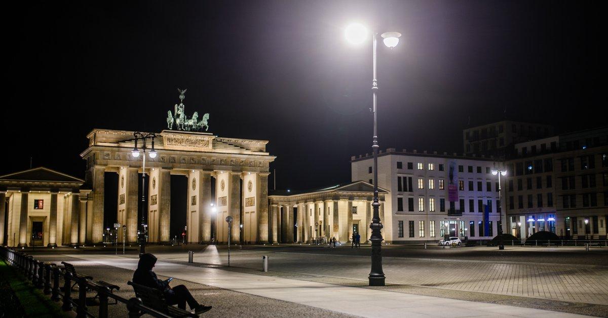 Berlin declares war on