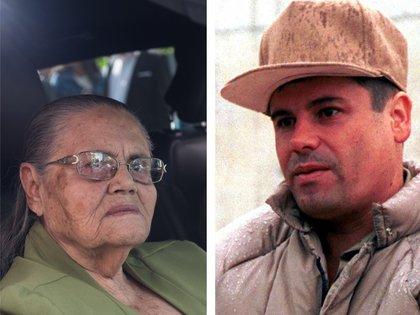Consuelo Loera no ha podido obtener autorización para visitar a su hijo (Foto: Archivo / AP / Cuartoscuro)