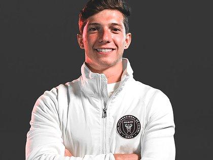 George Acosta hizo inferiores en Boca Juniors (@georgeacosta19)