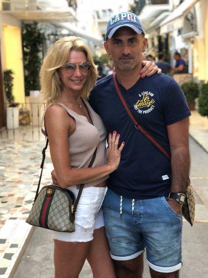 Yanina y Diego Latorre (Instagram)