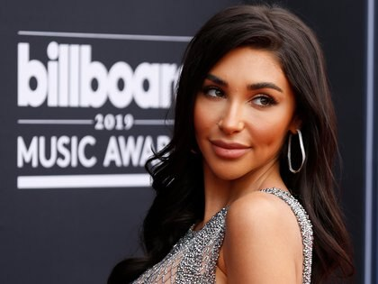 Chantel Jeffries (REUTERS/Steve Marcus)