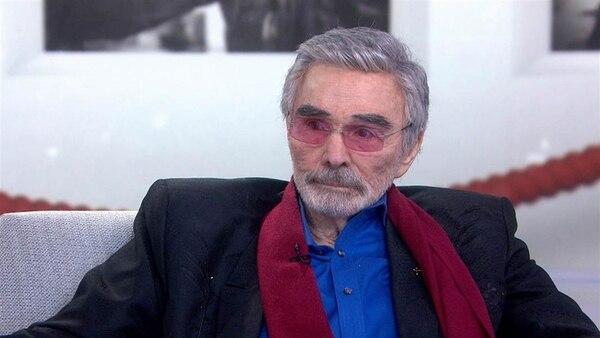 Burt Reynolds estaba filmando la última película de Tarantino