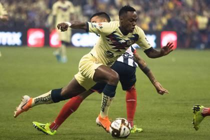 Tanto la Liga MX, como el Club América, han publicado comunicado en relación a Renato Ibarra (Foto: Cuartoscuro)
