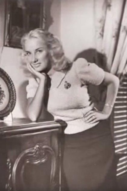 """En 1940 actuó en """"Educando a Niní"""", con Niní Marshall"""