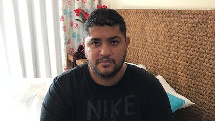 """André de Oliveria Macedo, alias """"André do Rap"""" (Policía de Brasil)"""