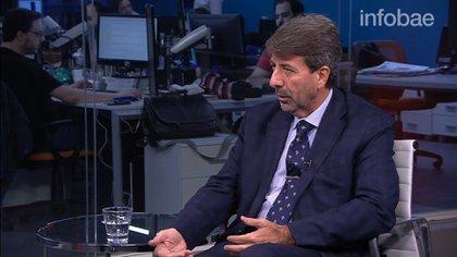 El juez Ricardo Basílico