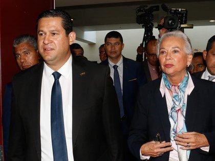 Diego Sinhue Rodríguez Vallejo, gobernador de Guanajuato (Foto: Cuartoscuro)