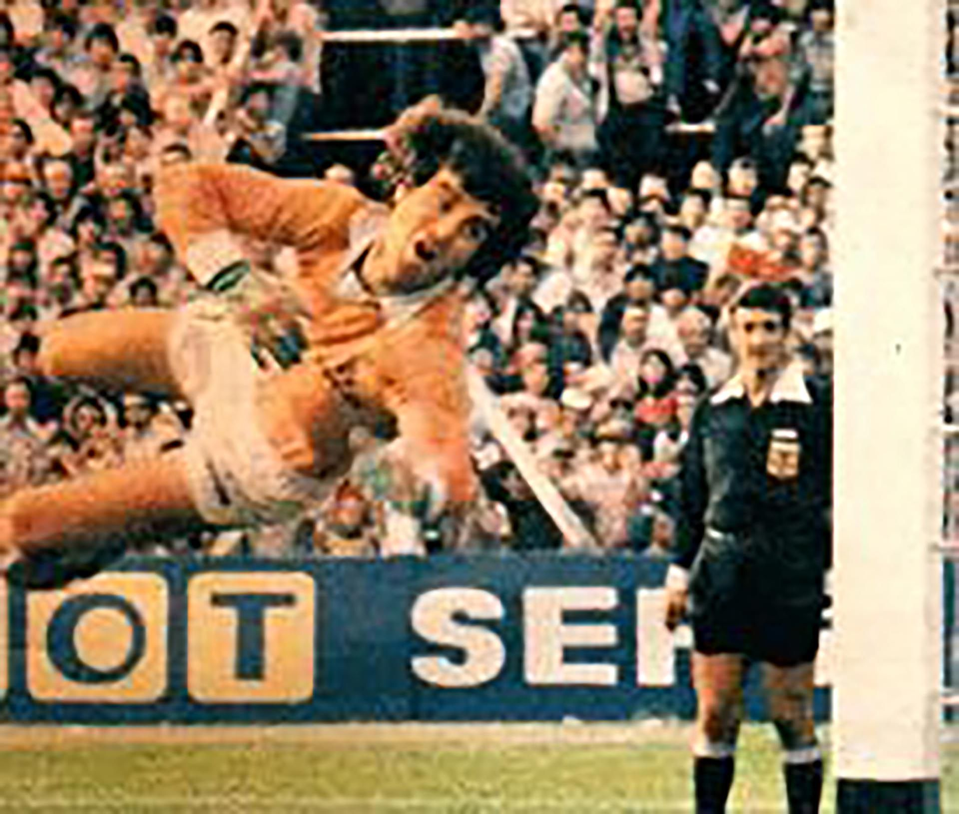 El arquero fue campeón con Ferro en 1982
