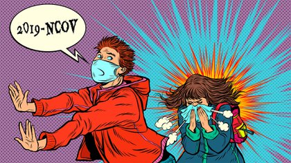 Lo que puede hacerse para no caer en pánico es tratar de seguir, lo más posible, las recomendaciones concretas de las organizaciones de salud (Shutterstock)
