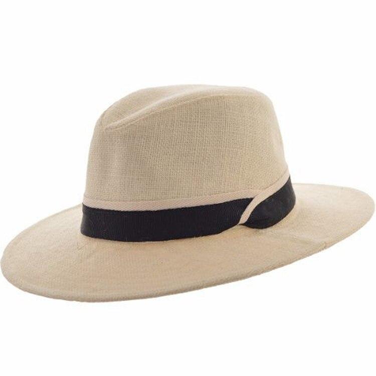 De yute o rafia tradicionales para las mujeres clásicas (Compañía de  Sombreros) aa14c655422