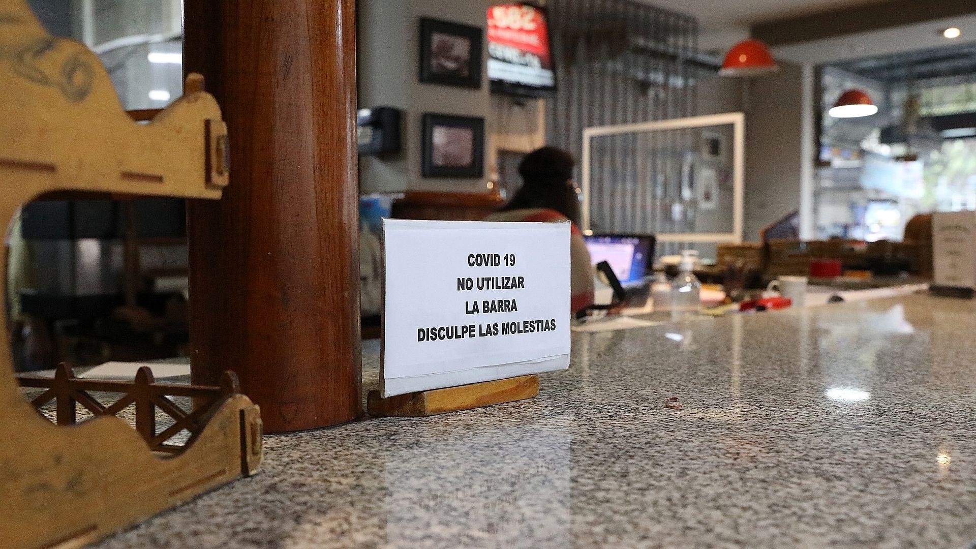 reapertura de bares en cordoba 7-7-2020