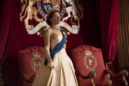 """Claire Foy en """"The Crown"""" (Netflix)"""