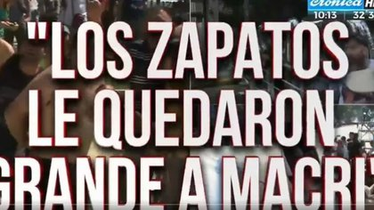 (Captura Crónica)