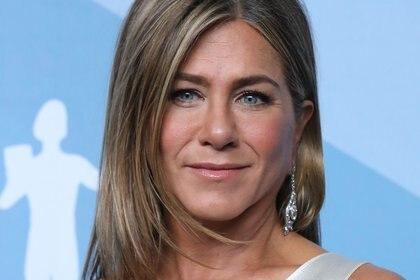 Jennifer Aniston no tenía una buena relación con Harvey Weinstein, pero aseguró que nunca atravesó un momento de acoso sexual (Reuters)