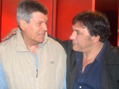 Fernando Prensa se había lamentado la partida de Carlín