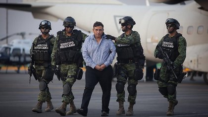 Omar Trevino, otro de los líderes de Los Zetas que se refugiaba en la cárcel