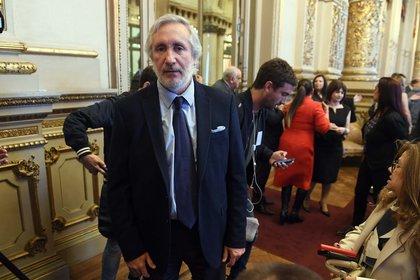 El Procurador general de la Provincia de Buenos Aires, Julio Conte Grand.