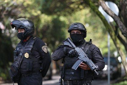 La detención fue concretada por la Secretaría de Seguridad Ciudadana de la CDMX (Foto: EFE)