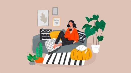 La soledad, consecuencia directa de la pandemia (Shutterstock)